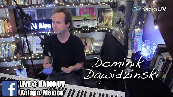 Dominik Dawidzinski @ Radio UV